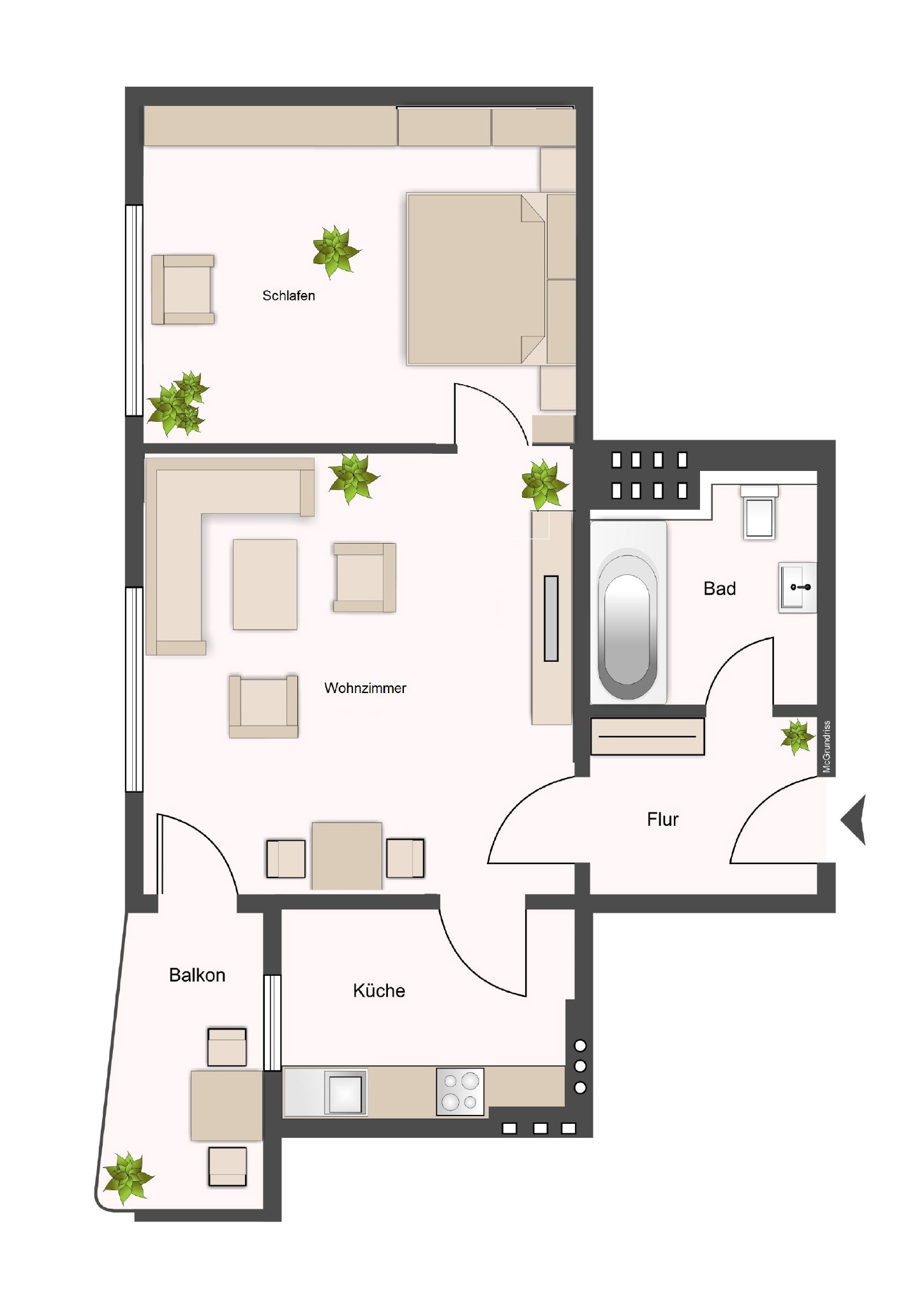 ideale paarwhg sucht neuen mieter dr schorn immobilien m nster. Black Bedroom Furniture Sets. Home Design Ideas